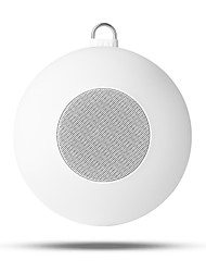 M7 Mini Style Outdoor Bluetooth Lights 3.5mm AUX Bookshelf Speaker White