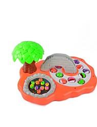 economico -Giocattoli di pesca Giocattoli Quadrato Prodotti per pesci Per bambini 1 Pezzi