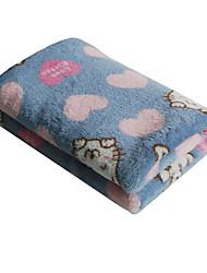 Недорогие -Одежда для собак Кровати Контрастных цветов Темно-синий Синий Камуфляж цвета Светло-синий Кошка Собака