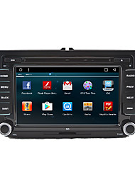 preiswerte -bonroad android6.0 Quad-Core 1,6 g * 4 CPU-1024 * 600 72din Auto GPS für Golf Polo Passat Tiguan eos ddr3 1g ram 16g rom auto Multimedia