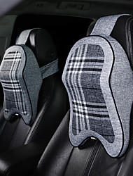 abordables -Automotor Reposacabezas Para Universal Reposacabezas para coche Lino