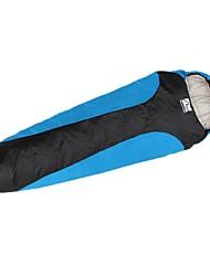 cheap -Sleeping Bag Mummy Bag 5°C Keep Warm Ultra Light(UL) 210X75 Camping / Hiking Camping / Hiking / Caving Single