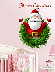 Christmas Wall Stickers Plane Wall Stickers Decorative Wall Stickers,Paper Material Home Decoration Wall Decal
