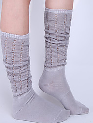 Women's Piles of stockings wool stockings autumn/winter thick line socks, cotton socks and stockings