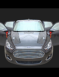 Automobile Pare-soleil & Visière de Voiture Visières de voiture Pour Ford Mondeo Aluminium