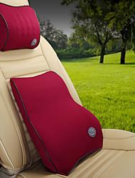 Недорогие -автомобильный Подушки для подголовника и талии Назначение Универсальный Все года Все модели Подушечки под спину в авто Металл Полиэфир