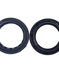 2PCS 45X33X10 Oil Seal For Honda Motocross Dirt Pit Bike Front Fork Absorber 50-150CC