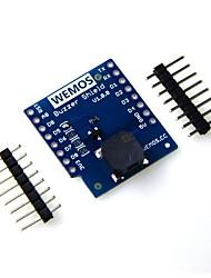 buzzer shield v1.0.0 per wemos d1 mini