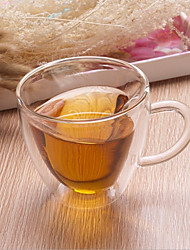 cheap -1pc Glass Tea Cup Creative ,  8*8*8