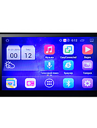 android 5.1 bil 7touch skærm mp5 afspiller support bluetooth play card fm radio 12v universal bil styling