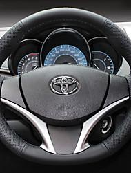 Automobile Protège Volant(Cuir)Pour Toyota Toutes les Années RAV4 Corolla