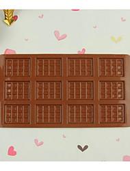 Недорогие -Инструменты для выпечки силикагель Шоколад Наборы посуды для выпечки 1шт