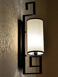 AC110-240 E12/E14 Traditional/Classic Painting Feature for Swing Arm,Ambient Light Wall Sconces Wall Light