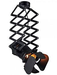 economico -UMEI™ Rustico / campestre / Vintage / Paese Luci del braccio oscillante Metallo Luce a muro 110-120V / 220-240V 60W