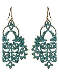 cheap -Women's Bohemian Drop Earrings - Bohemian / Multi-ways Wear Light Green Geometric Earrings For Birthday / Club