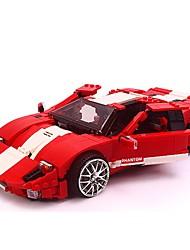 Building Blocks Toy Cars Race Car Toys Car Pieces Unisex Gift