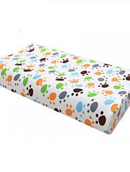 baratos -Confortável-Qualidade superior Almofada de Memória para Criança Almofada de Látex Natural Tecido de Rede Látex Tecido Elástico