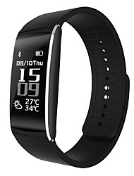 cheap -Smart Bracelet iOS Android Heart Rate Monitor Water Resistant / Water Proof Calories Burned Pedometers Health Care Distance Tracking