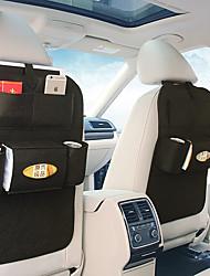Автомобильное сиденье Органайзеры для авто Назначение Универсальный Все года Полиэфир