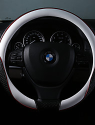 cheap -Automotive Steering Wheel Covers(Leather)For BMW All years All Models