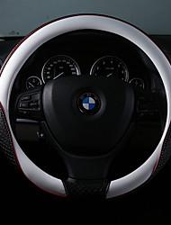 preiswerte -Lenkradbezüge Leder 38cm Rote / Rosa / Blau For BMW Alle Modelle Alle Jahre