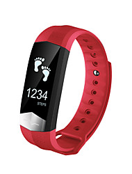 cheap -GM3 Smart Heart Rate Monitoring Wristband ECG Display Pedometer Blood Pressure Fitness Management