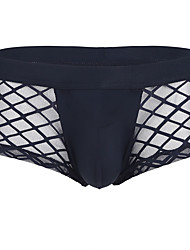 Men's Sexy Hollow out Perspective Boxers Underwear Men's Lingerie