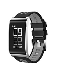 cheap -Smart Bracelet Heart Rate Monitor Water Resistant / Water Proof Calories Burned Pedometers Blood Pressure Measurement Long Standby