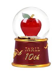 cheap -Balls Music Box Glass EVA Resin Cylindrical Unisex Gift
