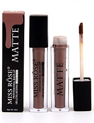 Lip Gloss Wet Mineral Liquid Quik Dry Moisture Waterproof