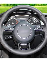 Automobil Lenkradbezüge(Leder)Für Audi Alle Jahre A5