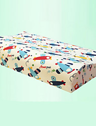 baratos -Confortável-Qualidade superior Almofada de Látex Natural Televisores Tecido de Rede Látex Tecido Elástico