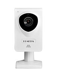 economico -homedia® 720p ip camera 1.0mp wifi wireless p2p onvif ptz sd scheda visione notturna sicurezza vista mobile