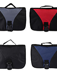 Travel Bag Travel Toiletry Bag Hanging Toiletry Bag Portable for Clothes Oxford Cloth 27*21*11