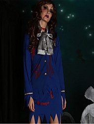 Zombie Mariée Costumes de Cosplay Halloween Fête / Célébration Déguisement d'Halloween Mode