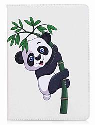 economico -Per iPad 10.5 Custodie cover Porta-carte di credito A portafoglio Con supporto Con chiusura magnetica Fantasia/disegno A calamita