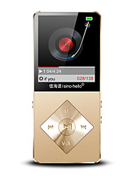 HifiPlayer4GB 3.5mm Anschluß TF-Karte 128GBdigital music playerTaste