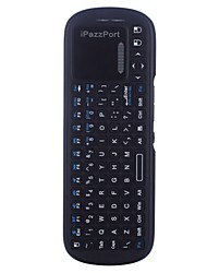 ipazzport ipazzport mini keyboard KP-810-19RS Air Mouse Sans fil 2,4 GHz Android Autre Windows Mac OS X Linux XP Vista WIN7 WIN8 Mac OSX