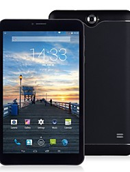 abordables -K0708 8 pouces phablet ( Android 4.4 1280 x 800 Quad Core 1GB+8GB )