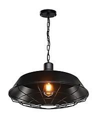 1-Lichter Anhänger Licht Vintage industriellen Anhänger Licht Land Stil Mini-Kronleuchter für Esszimmer Durchmesser 46cm