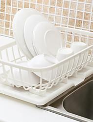 Недорогие -японский стиль защита окружающей среды пластиковая миска стиральная корзина кухня хранения