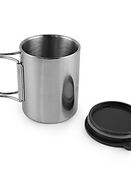 Cup Coffee and Tea Stainless Steel for Picnic Camping & Hiking