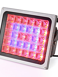 LED Grow Lights 30 High Power LED 800-1100 lm Red Blue K Waterproof AC85-265 V