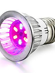 baratos -Luz de LED para Estufas 6 SMD 5730 95-115 lm Vermelho Azul K AC 85-265 V