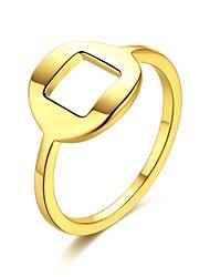 abordables -Femme Bague de Phalange Anneau de doigt d'ongle Anneau de bande Bijoux Or Argent Plaqué argent Plaqué or Alliage Forme Géométrique