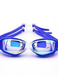 Óculos de Natação Óculos de Natação Protecção Exterior Gel Silica PC Outras