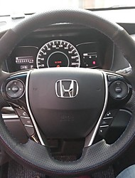 Automotive Steering Wheel Covers(Leather)For Honda