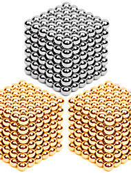 Magnet Toys Super Strong Rare-Earth Magnets Magnetic Balls Stress Relievers 216*3 Pieces 3mm Toys Metal Contemporary Classic & Timeless