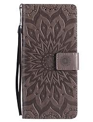 economico -Custodia Per Samsung Galaxy Note 8 Note 5 A portafoglio Porta-carte di credito Con supporto Con chiusura magnetica Decorazioni in rilievo