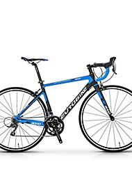 Biciclette Cruiser Ciclismo 21 Velocità 26 pollici/700CC Shimano Disco freno Anti-smorzamento Anti-scivolo lega di alluminio Fibra di